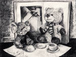 Humphrey And Hubert's Tea Party