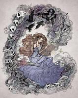 Pandora by La-Chapeliere-Folle