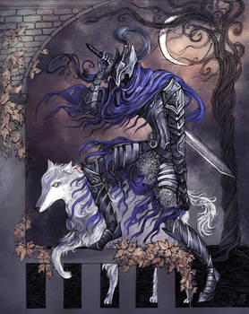 Sir Artorias and Sif