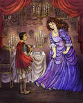 Sam Vimes and Lady Sybil's first date
