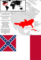 Confederate States of America: (Alt: History)