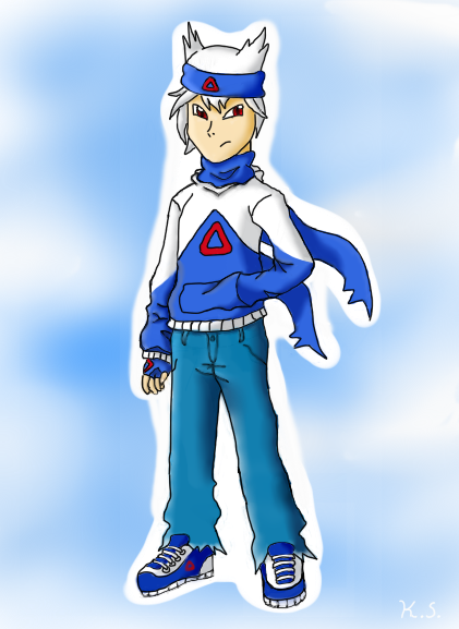 Latios Human form by MidKnight-story on DeviantArt