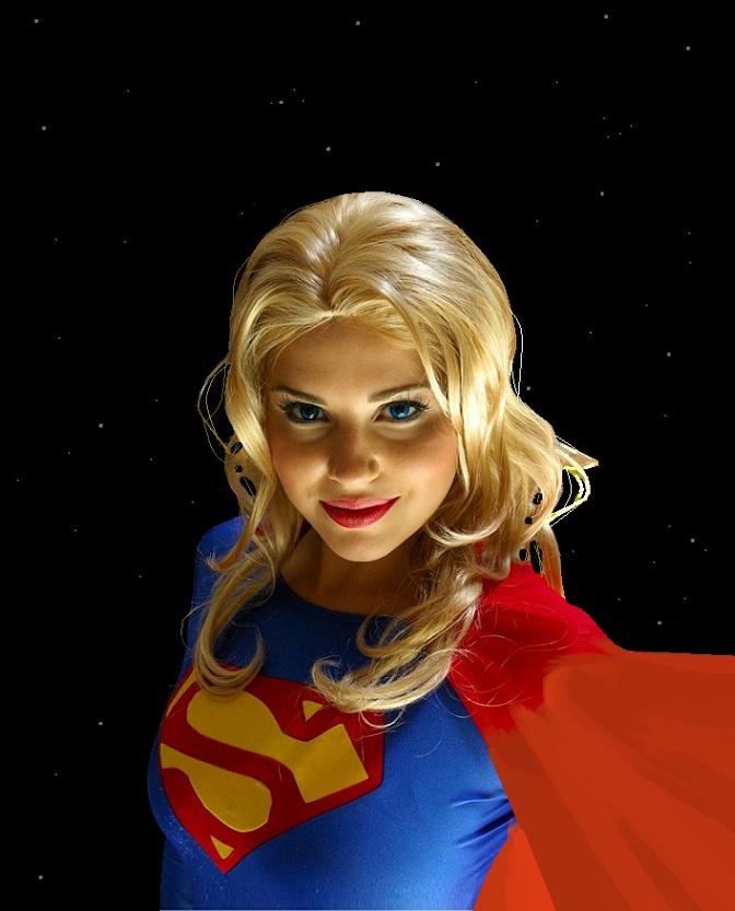 Supergirl Twilight by KusanagiLover