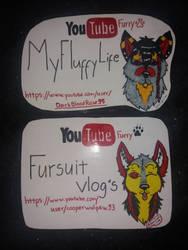 Youtube Fur sign