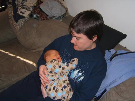 Baby Logan William