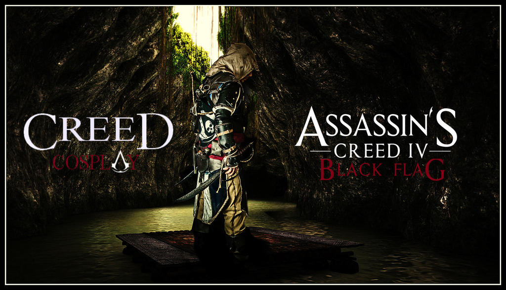 AC IV - I bend my knee to no man! by CreedCosplay