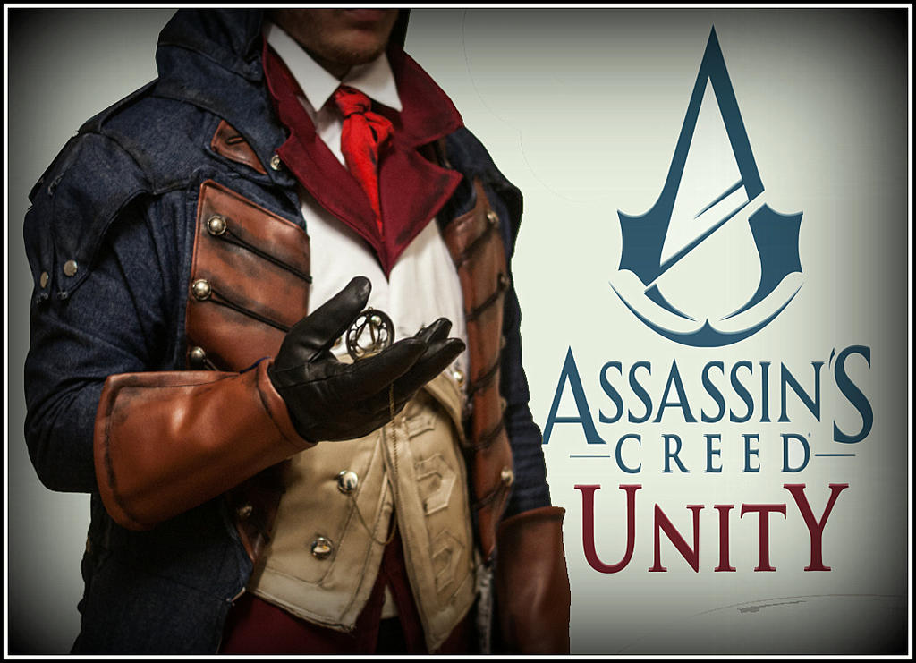 AC UNITY - Sneak Peek -WIP. by Creed-Cosplay