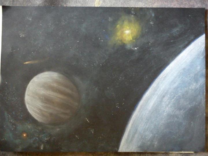 Space by Saules-dievas