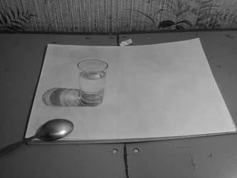first my 3D by Saules-dievas
