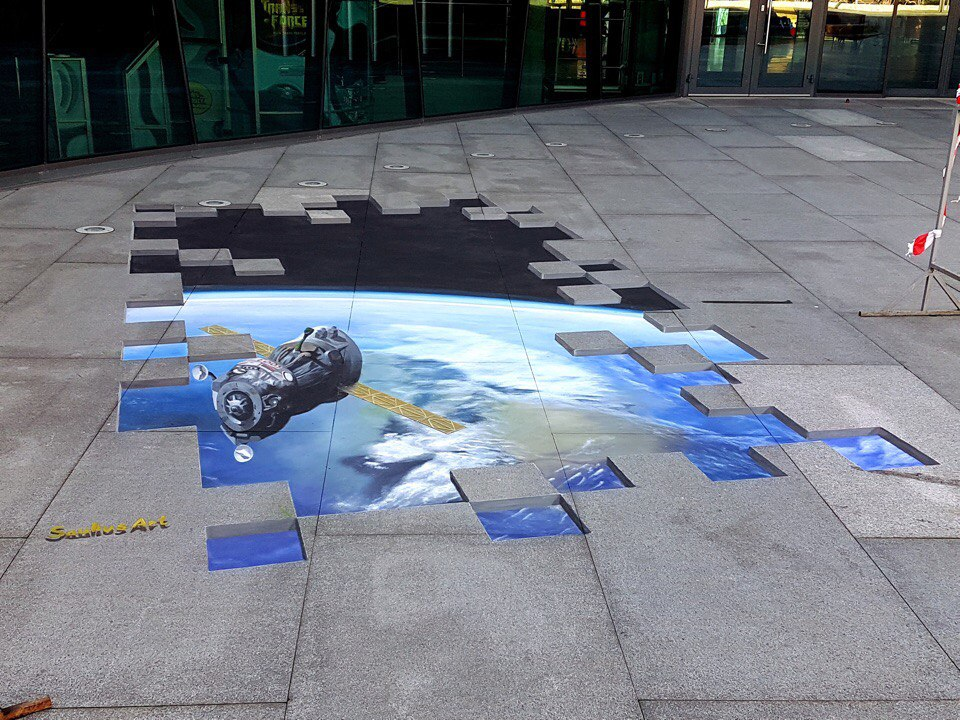 3D art Earth by Saules-dievas