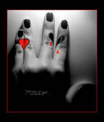 Tear Your Heart Out II by Ytzeek