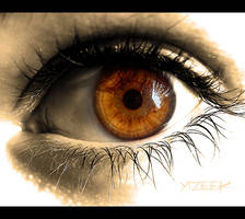Golden Eye by Ytzeek