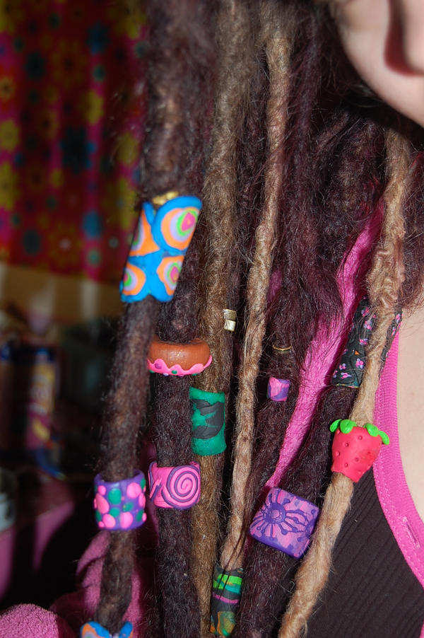 Dreadlock Beads Dread Beads 4 - Lucie-Lubot by