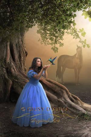 Enchanted woods by gayaliberty