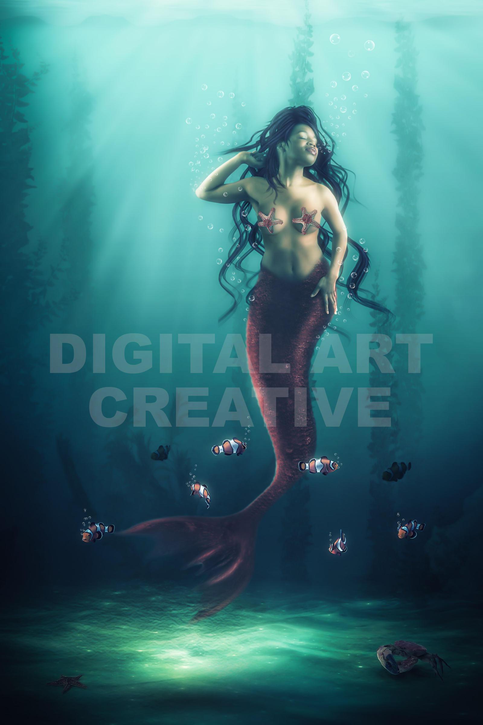 Siren by gayaliberty