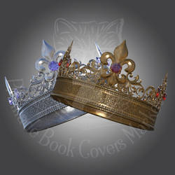 King And Queen Crown