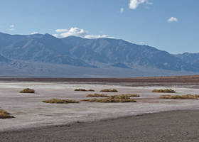 Salt Flats of Death Valley II by Synaptica