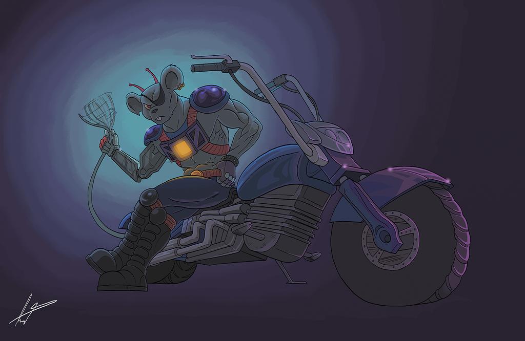 motorcycle biker mice - HD1500×975