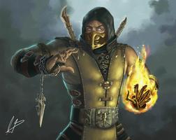 Scorpion Wins! by FabianLeonardo