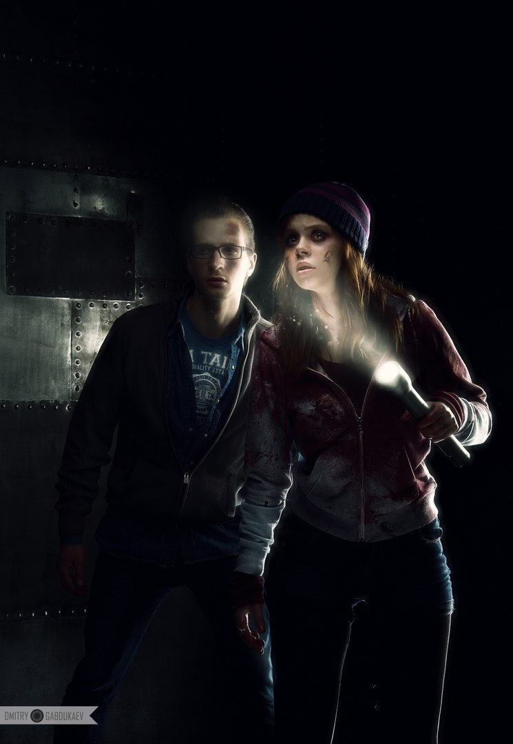 Ashley until dawn cosplay