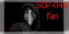 SCP-049  fan stamp 1  by Blu-Tech