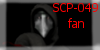 SCP-049  fan stamp 1