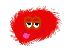 Sausage-Hungry Tribble by Smartstocks