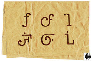 Fi Of Il - Ligatures by nellasgraphics