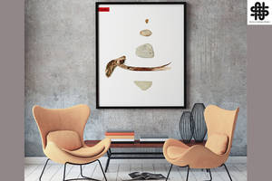 Haiku Composition - Poster by nellasgraphics
