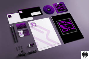 Fusion Studio - Corporate Identity by nellasgraphics