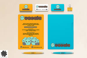 Uacala - Corporate Identity by nellasgraphics
