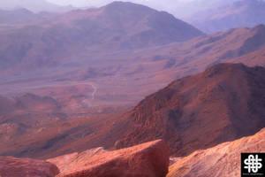 Mount Sinai II by nellasgraphics