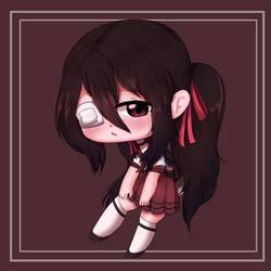 School girl briar