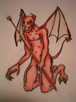 Just a Demon...
