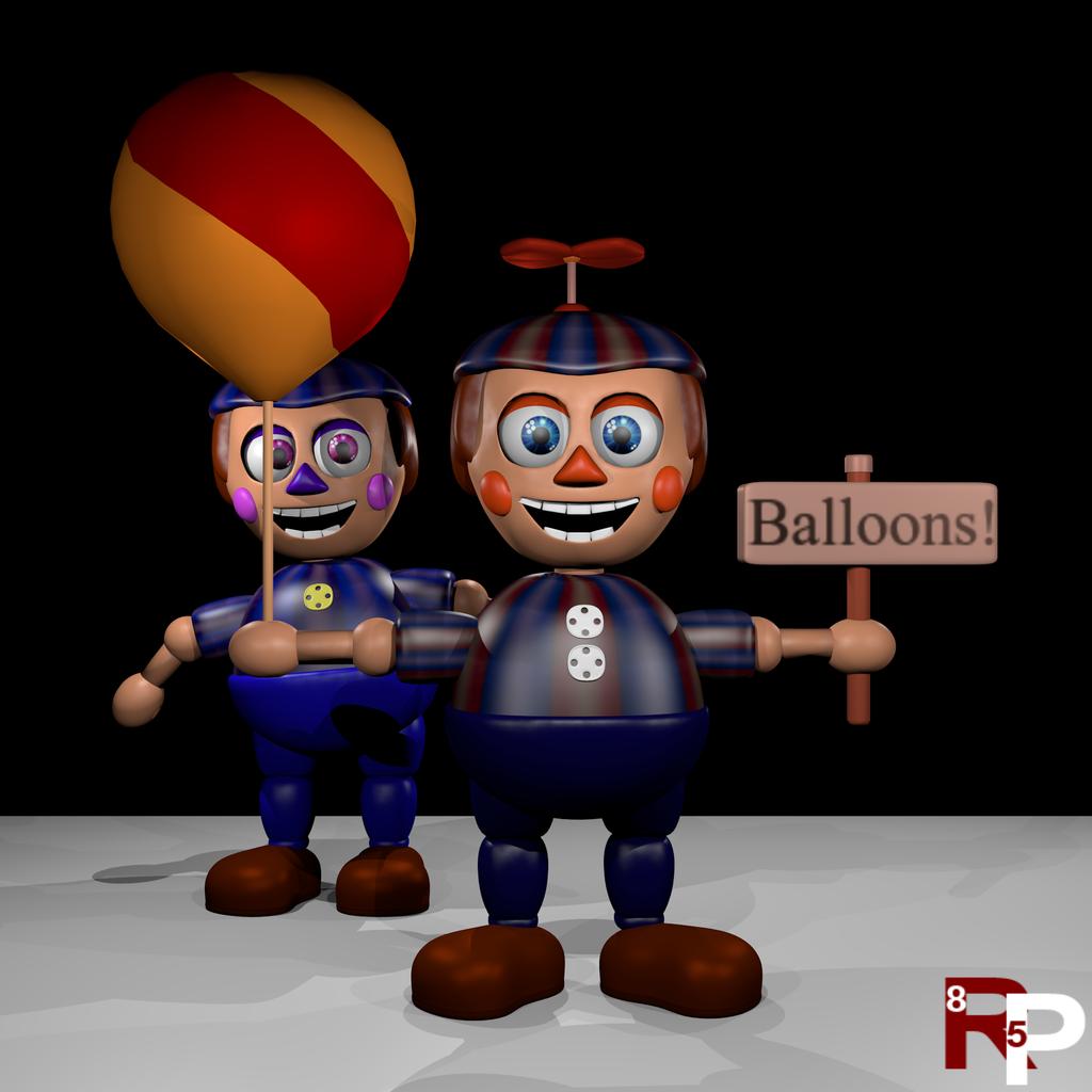 Balloon boy by w3irdr3d on deviantart