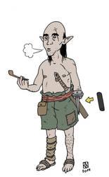 Goblin by pfendino