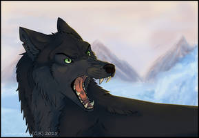 Angry Jera is angry by Sihir-Wazi