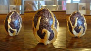 Granite Egg by EvaneyReddeman