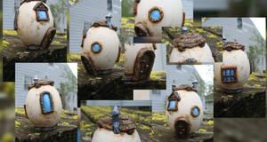Cottage Egg