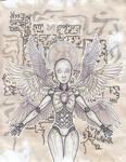 Transhuman Transcendental with Pigeon