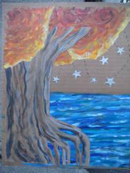 Mississippi Trees by EvaneyReddeman
