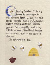 An Invitation by EvaneyReddeman