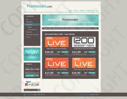 Prontocodes by Razz94