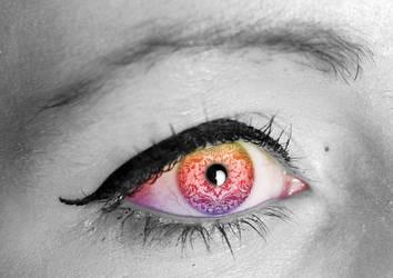 Floral Eye... eye by Razz94