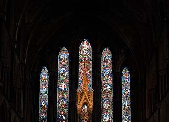 Worcester Cathedral [1] by Razz94