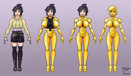 Himawari concepts by vanSchalk