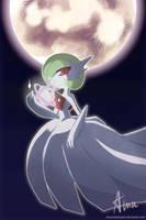 Moon charm by WinterShibe
