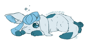 Sketch - Ice cutie