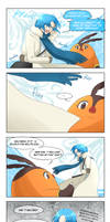 Sheer Cold: Extra Comic 2