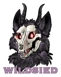 Wildsied Badge Commission by AlieTheKitsune